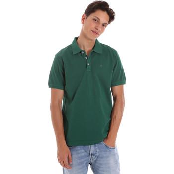 Îmbracaminte Bărbați Tricou Polo mânecă scurtă Ciesse Piumini 215CPMT21454 C0530X Verde