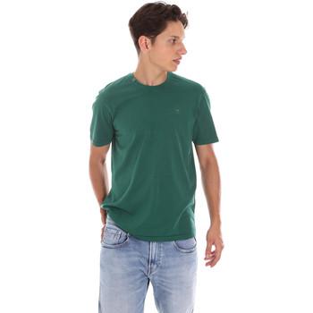 Îmbracaminte Bărbați Tricou Polo mânecă scurtă Ciesse Piumini 215CPMT01455 C2410X Verde