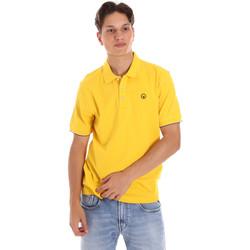 Îmbracaminte Bărbați Tricou Polo mânecă scurtă Ciesse Piumini 215CPMT21424 C0530X Galben