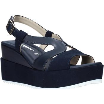 Pantofi Femei Sandale  Valleverde 32436 Albastru