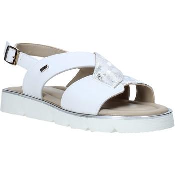 Pantofi Femei Sandale  Valleverde 32120 Alb