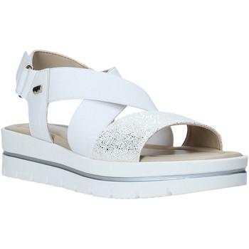 Pantofi Femei Sandale  Valleverde 32332 Alb