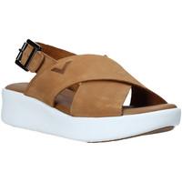 Pantofi Femei Sandale  Valleverde 36640 Maro