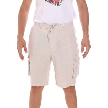 Îmbracaminte Bărbați Pantaloni scurti și Bermuda Sseinse PB756SS Bej