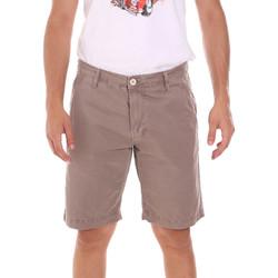 Îmbracaminte Bărbați Pantaloni scurti și Bermuda Gaudi 111GU25043WH Bej