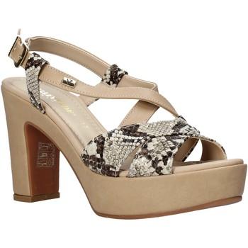 Pantofi Femei Sandale  Valleverde 32520 Bej