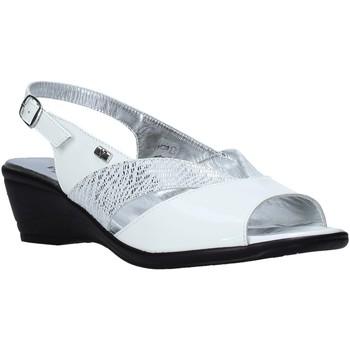 Pantofi Femei Sandale  Valleverde 33105 Alb