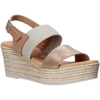 Pantofi Femei Sandale  Valleverde 34275 Roz