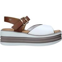 Pantofi Femei Sandale  Valleverde 28102 Maro