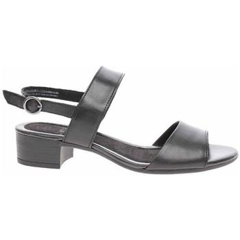 Pantofi Femei Sandale  Jana 882820324001 Negre