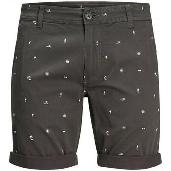 Îmbracaminte Bărbați Pantaloni scurti și Bermuda Produkt Takm chino 12171311 Gri