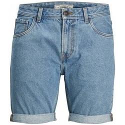 Îmbracaminte Bărbați Pantaloni scurti și Bermuda Produkt BERMUDAS VAQUERAS HOMBRE  12172070 albastru