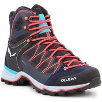 Pantofi Femei Drumetie și trekking Salewa Ws Mtn Trainer Lite Mid GTX 61360-3989 navy