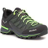 Pantofi Bărbați Drumetie și trekking Salewa Ms Mtn Trainer Lite 61361-5945 olive green