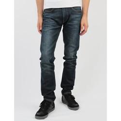 Îmbracaminte Bărbați Jeans slim Lee Luke L719PZUB navy