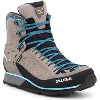 Pantofi Femei Drumetie și trekking Salewa Ws Mtn Trainer 2 Winter GTX 61373-7950 grey, blue