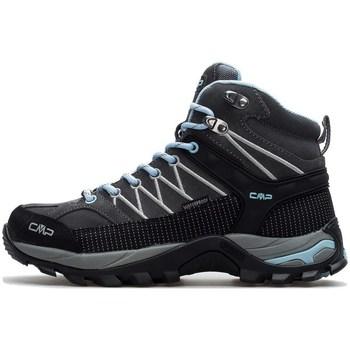 Pantofi Femei Drumetie și trekking Cmp Rigel Mid Wmn WP Grafit