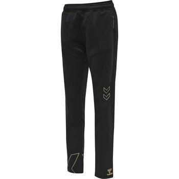 Îmbracaminte Femei Pantaloni de trening Hummel Pantalon femme  hmlCIMA noir