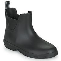 Pantofi Femei Cizme de cauciuc Isotoner 93701 Negru