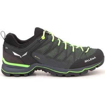 Pantofi Bărbați Drumetie și trekking Salewa MS Mtn Trainer Lite Gtx Verde