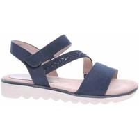 Pantofi Femei Sandale  Jana 882866126805 Albastru marim