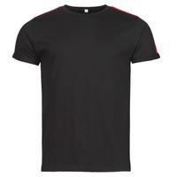 Îmbracaminte Bărbați Tricouri mânecă scurtă Yurban  Negru