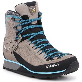 Pantofi Femei Drumetie și trekking Salewa WS Mtn Trainer 2 Winter Gtx Bej