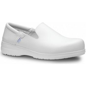 Pantofi Bărbați Pantofi Slip on Feliz Caminar Zapato Laboral SENSAI - Alb