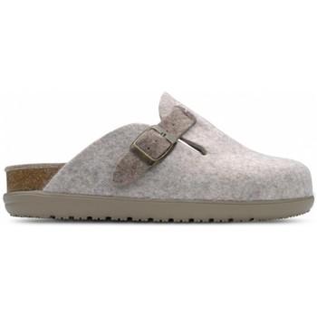 Pantofi Femei Papuci de casă Feliz Caminar Zueco de Hogar DOMUS Maro