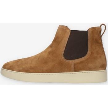 Pantofi Bărbați Ghete NeroGiardini I102212U Bej