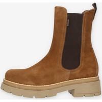 Pantofi Femei Ghete NeroGiardini I114320D Bej