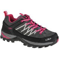 Pantofi Femei Drumetie și trekking Cmp Rigel Low Grise