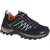 Pantofi Femei Drumetie și trekking Cmp Rigel Low Bleu marine