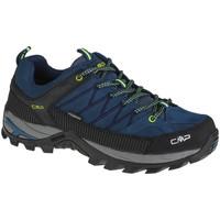 Pantofi Bărbați Drumetie și trekking Cmp Rigel Low Bleu