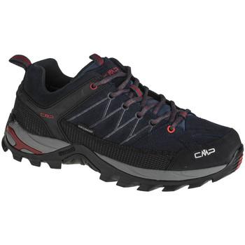 Pantofi Bărbați Drumetie și trekking Cmp Rigel Low Bleu marine