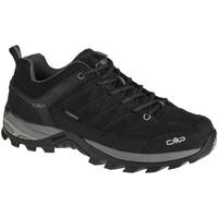 Pantofi Bărbați Drumetie și trekking Cmp Rigel Low Noir