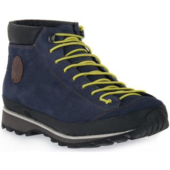 Pantofi Bărbați Ghete Lomer BIO NATURALE MTX Blu
