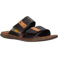 Pantofi Bărbați Papuci de vară Valleverde 20825 Maro
