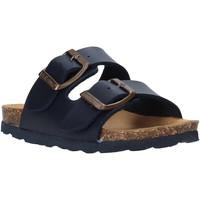 Pantofi Copii Papuci de vară Bionatura 22B 1000 Albastru