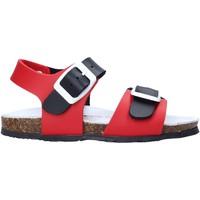 Pantofi Copii Sandale  Bionatura LUCA Roșu