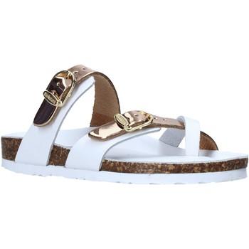 Pantofi Copii  Flip-Flops Bionatura 22B 1020 Alb