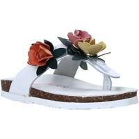 Pantofi Copii  Flip-Flops Bionatura 22B 1009 Alb
