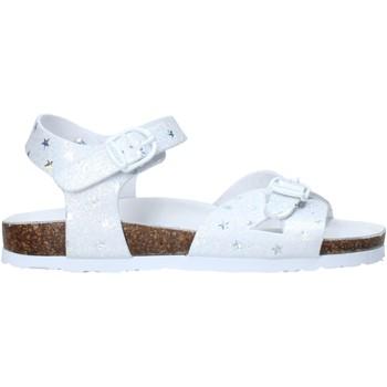 Pantofi Copii Sandale  Bionatura 22B 1005 Alb