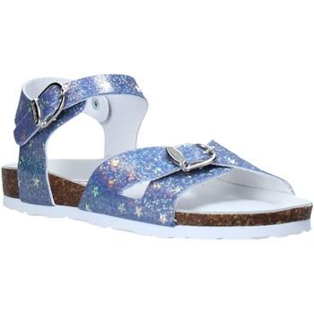 Pantofi Copii Sandale  Bionatura 22B 1005 Albastru