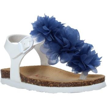 Pantofi Copii  Flip-Flops Bionatura 22B 1007 Alb