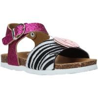 Pantofi Fete Sandale  Bionatura 22PUPA Roz