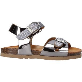 Pantofi Fete Sandale  Bionatura 22B 1005 Gri