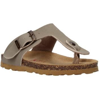 Pantofi Copii  Flip-Flops Bionatura 22B 1010 Gri