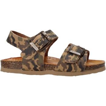 Pantofi Copii Sandale  Bionatura 22B 1002 Verde