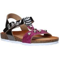 Pantofi Fete Sandale  Bionatura 22VALE Roz